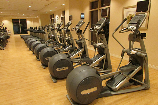 waldorf astoria orlando fitness center