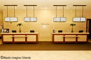 Westin Imagine Front Desk