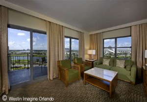 Westin imagine 2 bdrm dinning room